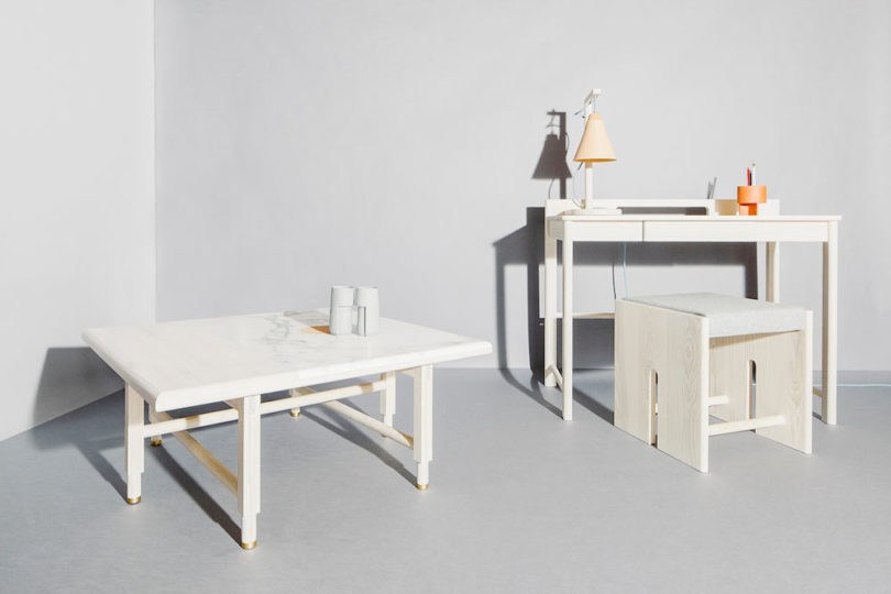 The Sebastian Collection from VOLK Furnitu