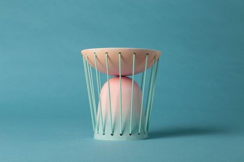 Playful Ceramic Lights by Marta Bordes | Contemporary ceramics .