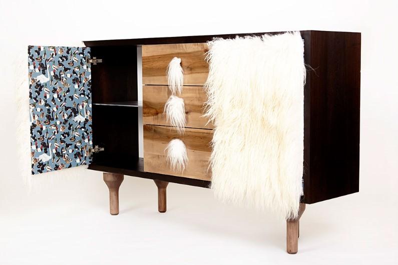 Modern Heirloom Furniture by Evan Z. Cra