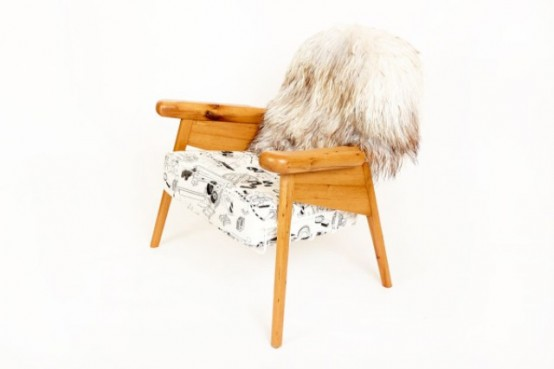 Playful Furniture Collection With Unexpected Elements - DigsDi