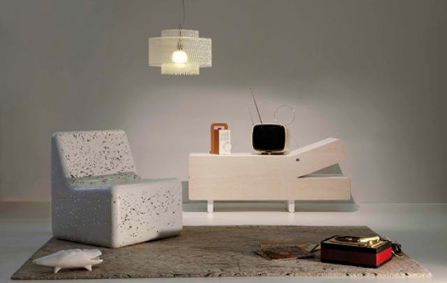 Interior Decorating and Home Design Ideas: Playful Yet Minimalist .