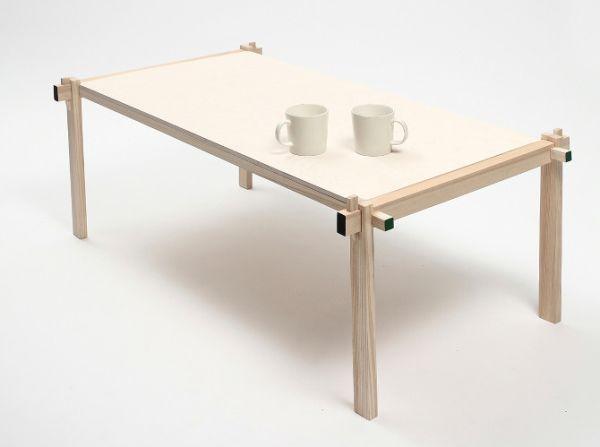 Kile: Furniture with No Screws or Glue   Mobiliario, Muebles .
