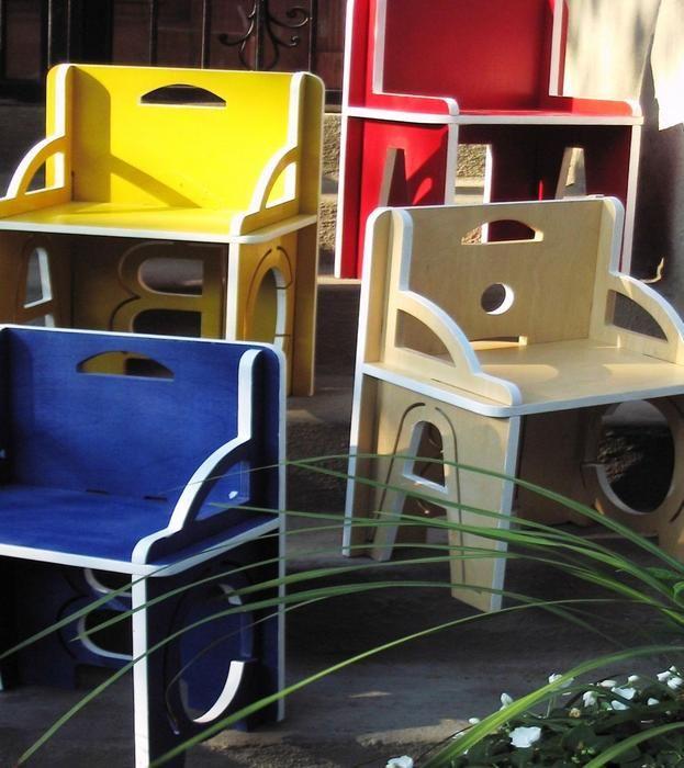 EZ-Slats Furniture & Toys   Kids furniture, Chair, Furnitu