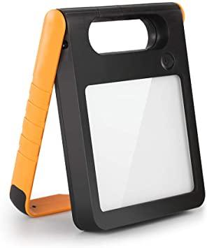 LUTEC PADLIGHT 2500mAh 200LM Portable Solar Light Rechargeable .