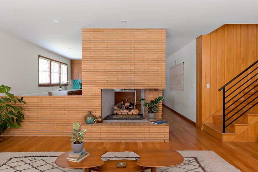 Split-Level Midcentury Modern House Portland Oregon Atomic Ranch .