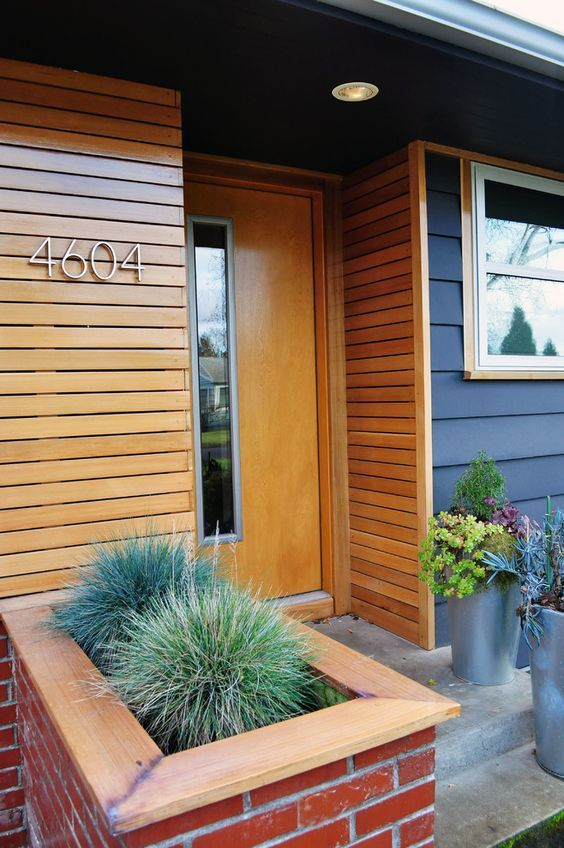 board and batten houses mid century modern - Google Search   Mid .