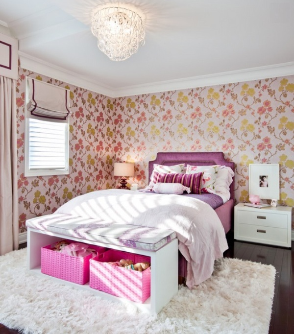 30 Glamorous And Whimsy Teen Girls Room Design Ideas To Get .