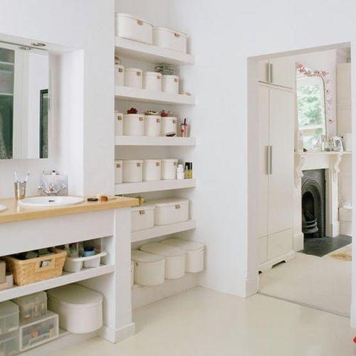 73 Practical Bathroom Storage Ideas DigsDi