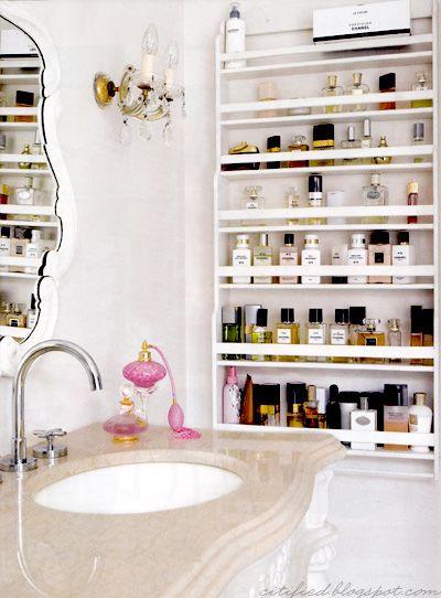 40 Practical Bathroom Organization Ideas | Feminine bathroom .