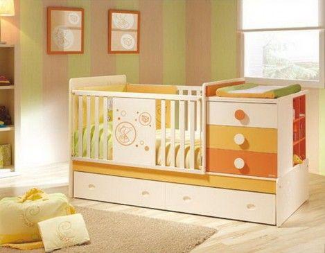 Pin by Fatima Zadeh on Kid's Room | Baby room furniture, Kids room .
