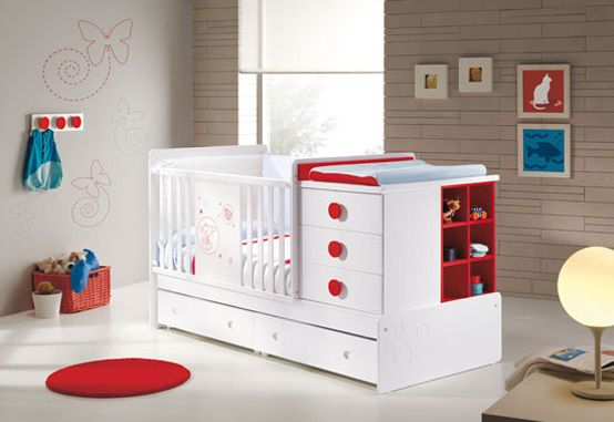 Practical Furniture For Baby Nursery And Kids Room By Micuna .