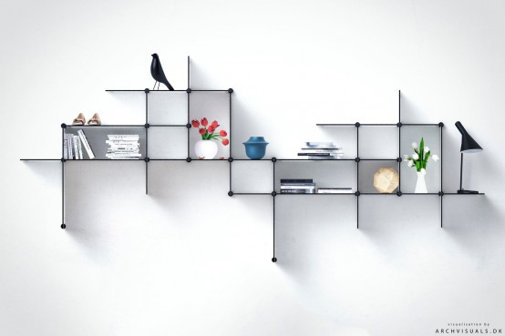 10 Practical Shelving Systems For A Modern Home - DigsDi