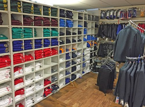 Pigeon hole shelving supplied by EZR Shelving. Create practical .