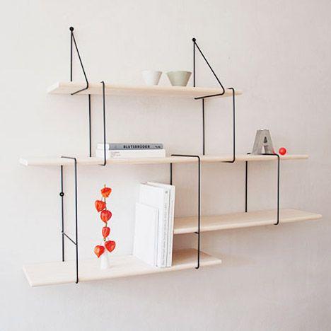 10 Practical Shelving Systems For A Modern Home | Modular shelving .