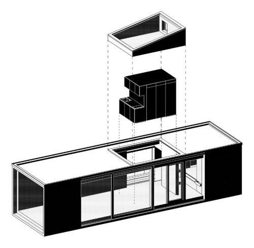 Into the Wild   Ark-shelter - Arch2O.com   House and home magazine .