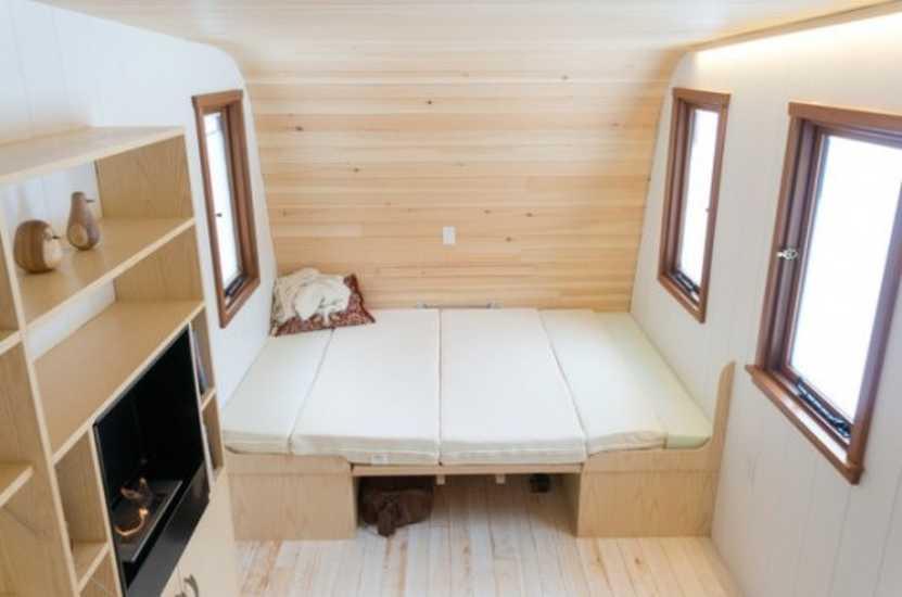 Prefab Wooden Cabin: Collingwood Shepherd H