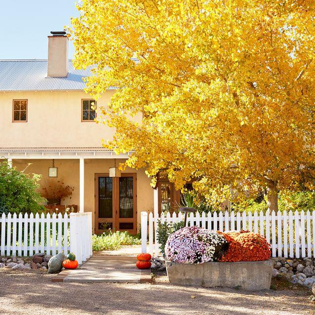 34 Fall Porch Decor Ideas - Best Autumn Front Porch Decoratio