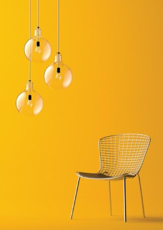 Pure Minimalism: Crystal Clear Lamp No.2 - DigsDi