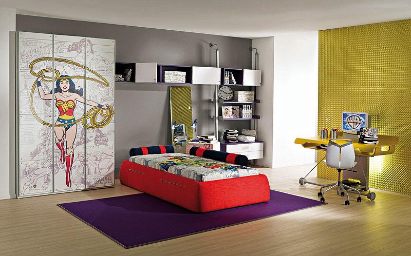 Home Design Photo: International Ideas For Kids Rooms Decoratio
