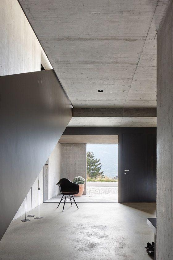 House DM Chur by Felix Held Architekt | Detached houses | House .