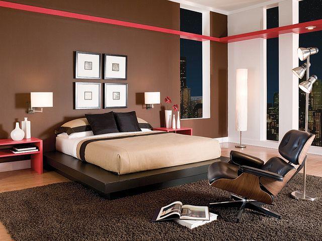 Modern Bedroom | Contemporary bedroom, Bedroom design, Modern bedro