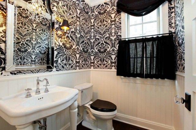 50 Favorites for Friday   Black bedroom design, Black bathroom .