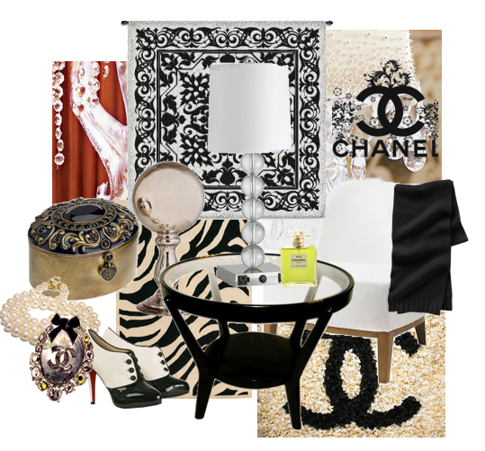 images of diy chanel inspired home decor ideas   ... design .