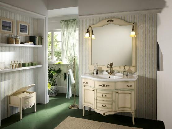 Refined Palladio Bathroom Furniture Collection - DigsDi