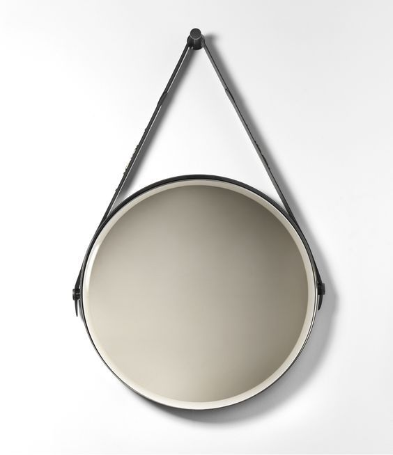 PALLADIO Mirror. The simplicity of a perfect circle, the .