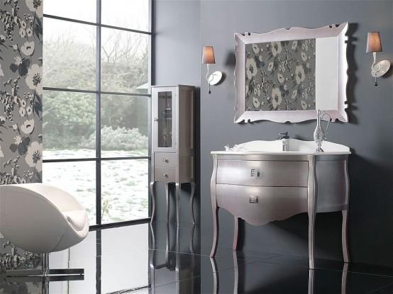 neoclassic bathroom furniture Archives - DigsDi