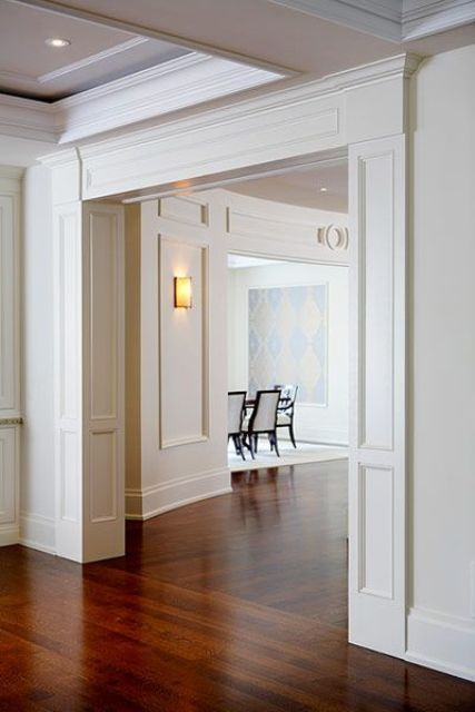 25 Refined Ways To Use Molding In Your Home Décor   Home, Home .