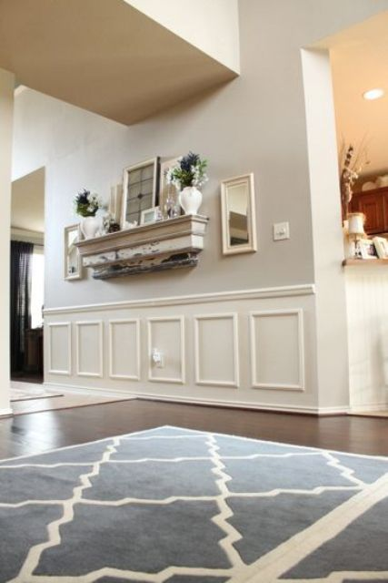 25 Refined Ways To Use Molding In Your Home Décor   Beautiful .