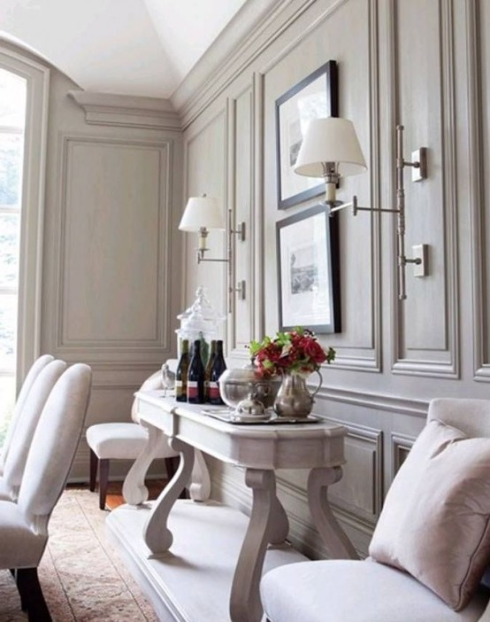 25 Refined Ways To Use Molding In Your Home Décor - DigsDi