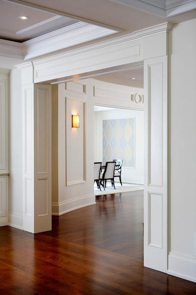 25 Refined Ways To Use Molding In Your Home Décor   Renovation .