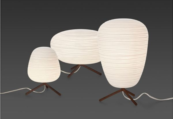 Erstaunliche Beleuchtung - Laterne Tischleuchten aus Mattglas von .