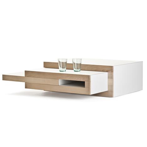 REK coffee table by Reinier de Jong | Deze