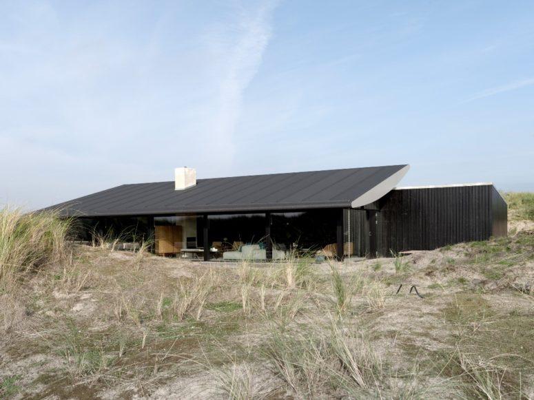Fanø House With Relaxed Scandinavian Aesthetics - DigsDi