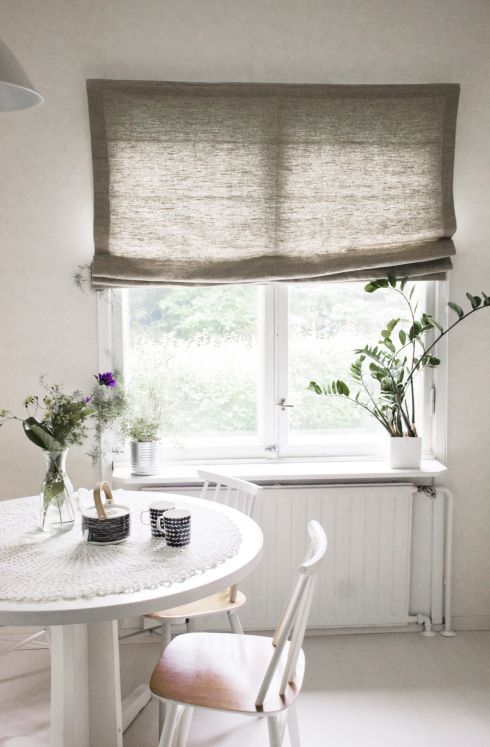 House tour: relaxed vintage style in the Finnish countryside .