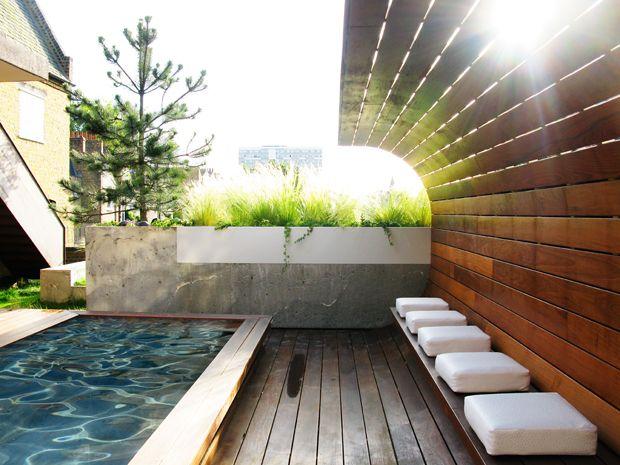 Roof tops   Garden design, Modern landscaping, Rooftop desi