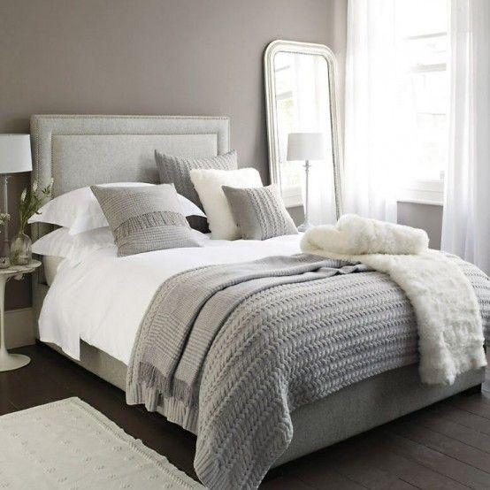 36 Relaxing Neutral Bedroom Designs | Neutral bedroom design .