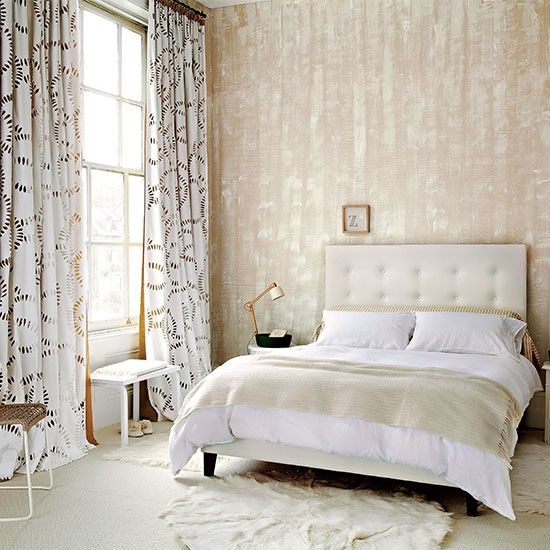 Neutral bedroom design ideas | Decorating | Ideal Home | Relaxing .