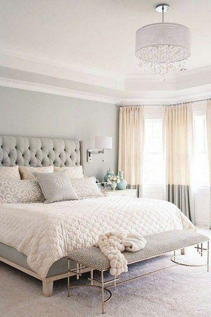 36 Relaxing Neutral Bedroom Designs | Beautiful bedroom colors .