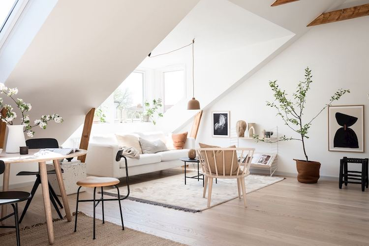 my scandinavian home: 7 Great Ways To Make The Most of An Attic .