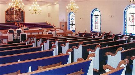 Church Furniture International - Dickinson, Alaba