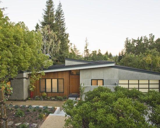 Mid Century Modern Renovation Ideas / Exterior Landscaping   Mid .