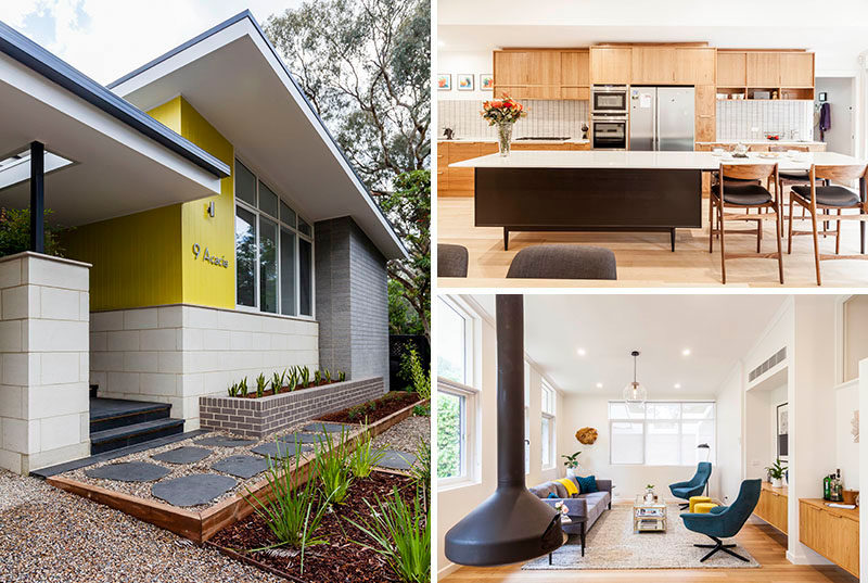 Detail 9 Architects Gave New Life To This Mid-Century Modern House .
