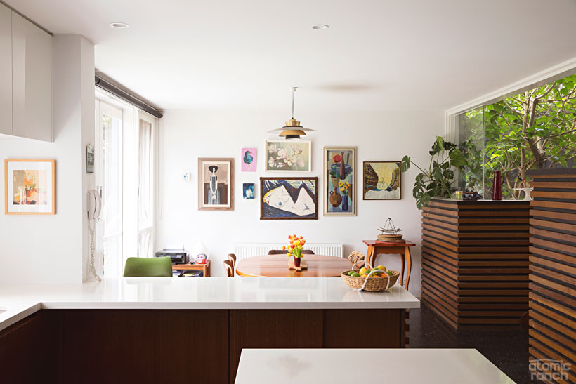 8 Mid Century Modern Home Tours You'll Lo