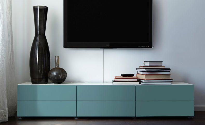 Living Room Furniture & Décor | Tv cabinet ikea, Ikea tv stand .