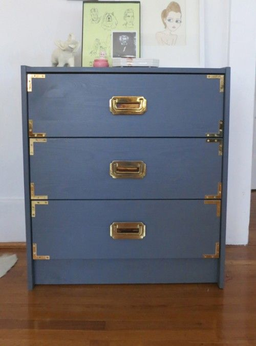 Cool DIY IKEA Dresser Renovation - Shelterness | Ikea diy, Ikea .