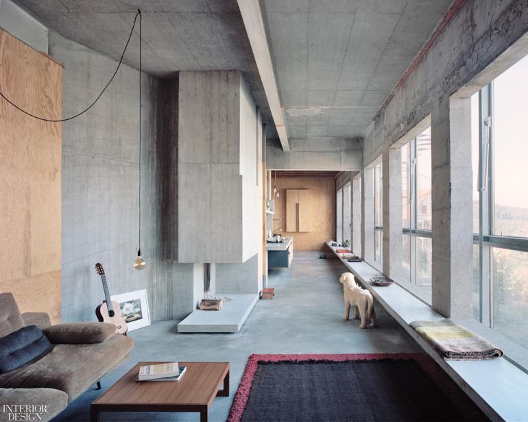 Raw Meets Refined in Three Homes | Interior Design Magazi